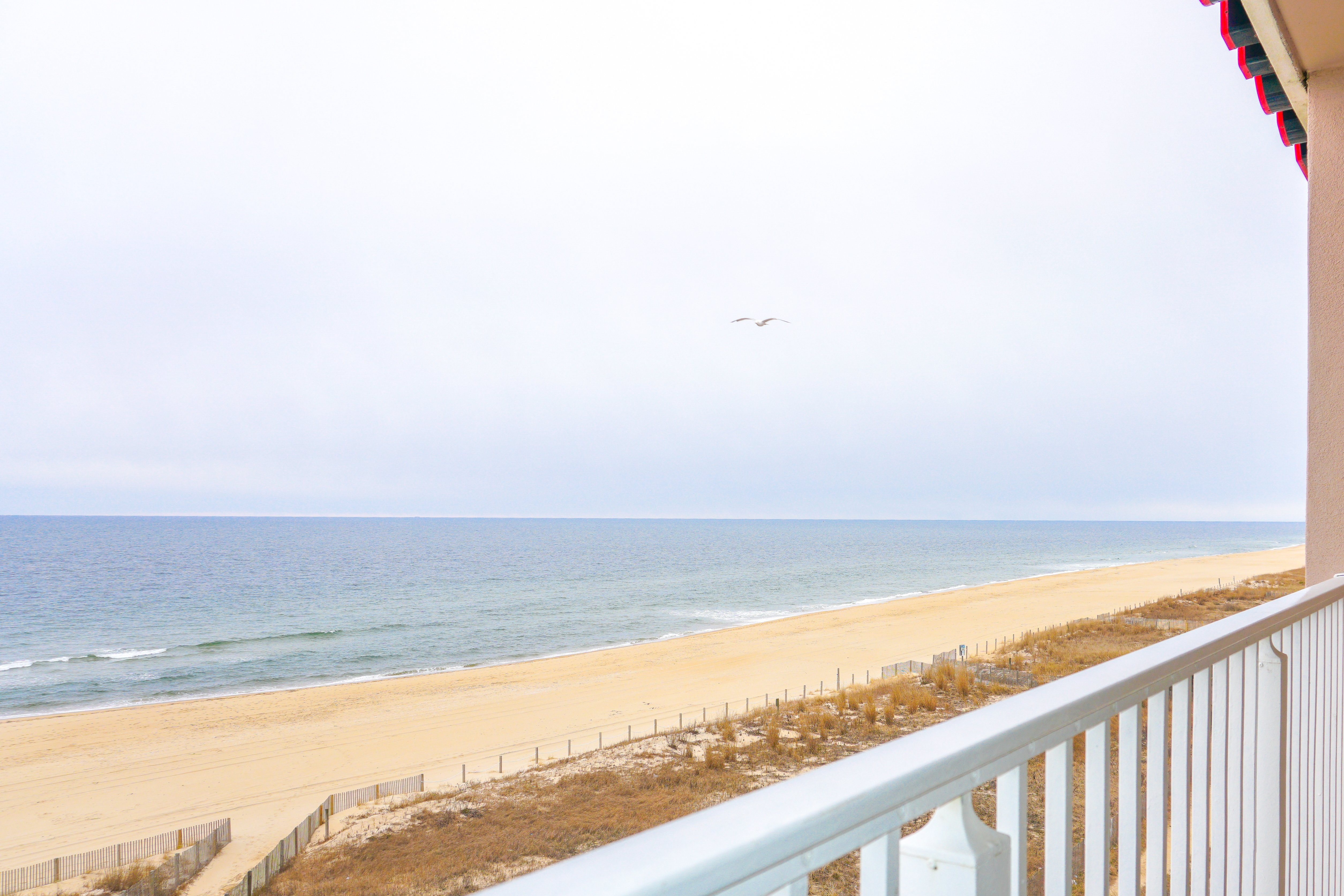 view of ocean city from oceanfront hotel room.jpg